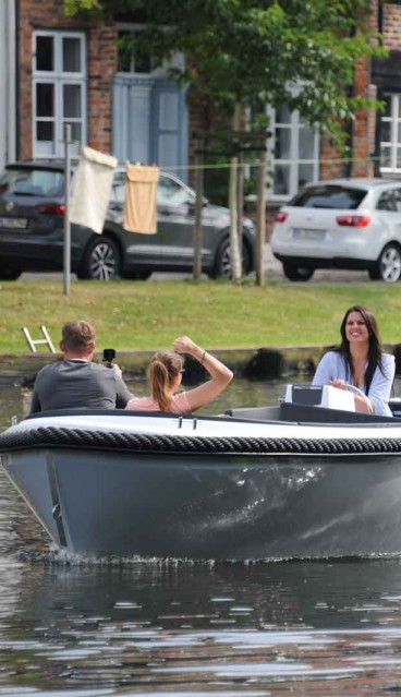 Boat Now in Luebeck